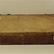 Libros antiguos: ITINERARIO HISTORIAL QUE DEBE GUARDAR EL HOMBRE PARA CAMINAR. BARCELONA. 1684.. Lote 170241616