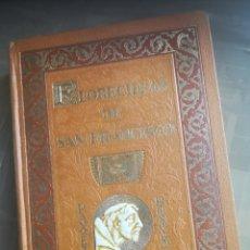 Libros antiguos: FLORECILLAS DEL GLORIOSO PADRE SAN FRANCISCO DE ASÍS EDICIÓN CENTENARIO 1226-1926. PRIMERA EDICIÓN. Lote 170649249