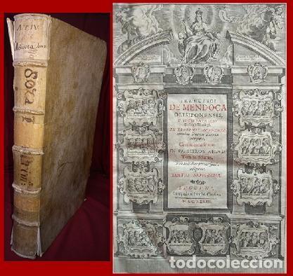 1633. BELLISIMO Y GRAN LIBRO EN PERGAMINO. RARISIMO (Libros Antiguos, Raros y Curiosos - Religión)