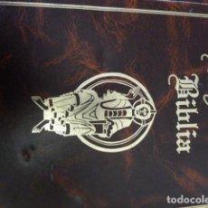 Libros antiguos: LA SAGRADA BIBLIA. Lote 170992187