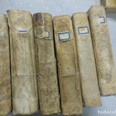 Libros antiguos: 6 TOMOS AÑO CRISTIANO FINALES DEL S XVIII. Lote 171051684