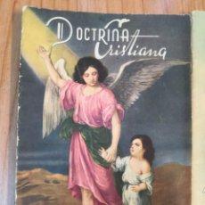 Libros antiguos: DOCTRINA CRISTIANA. SEGUNDA EDICIÓN NÚMERO 1 EDICIONES PAULINAS. AÑO 1952. Lote 171162843
