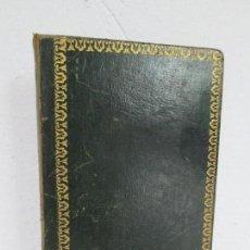 Libros antiguos: EXERCICIO PARA ASISTIR AL SANTO SACRIFICIO DE LA MISA CON LA PRACTICA LOS SANTOS SACRAMENTOS. 1819. Lote 171219652