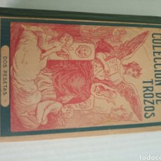 Libros antiguos: COLECCIÓN DE TROZOS. Lote 171224388