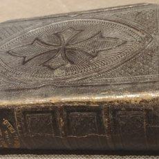 Libros antiguos: CAMINO RECTO Y SEGURO PARA LLEGAR AL CIELO ANTONIO MARIA CLARET 1870. Lote 171463147