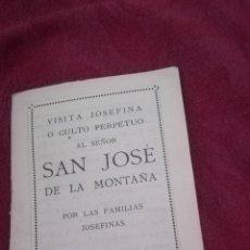 Libros antiguos: ANTIGUO LIBRO RELIGIOSO DE 1922. Lote 171504168
