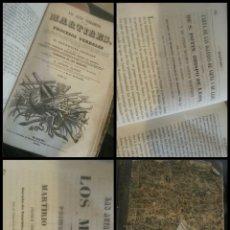 Libros antiguos: 1844 LAS ACTAS VERDADERAS DE LOS MARTIRES PRIMERA PARTE COMPLETA Y PRINCIPIO 2 PARTE. Lote 171536792