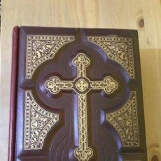 Libros antiguos: LA SAGRADA BIBLIA. Lote 171744978