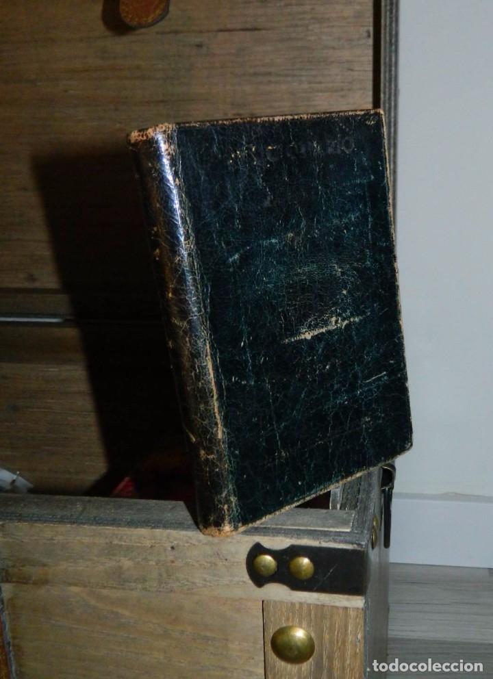 Libros antiguos: 1896 Devocionario Manual - Foto 3 - 172260792