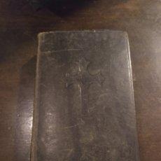 Libros antiguos: VISITAS AL SANTÍSIMO SACRAMENTO Y A MARÍA SANTÍSIMA. SAN ALFONSO M. DE LIGORIO. 1899. Lote 172690540
