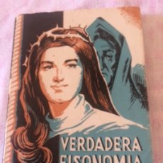 Libros antiguos: VERDADERA FISONOMÍA DE LA TERCERA ORDEN FRANCISCANA . TEMA ORDEN TERCIARIA SAN FRANCISCO. Lote 173201898