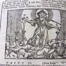 Libros antiguos: BIBLIA SACRA VULGATA - 1732 - CON MUCHOS GRABADOS. Lote 173414572