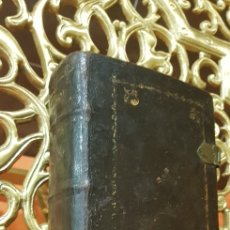 Libros antiguos: BREVIARIO ANTIGUO,1828. Lote 173669489