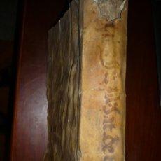 Libros antiguos: LIBRO 1º Y 2º GUIA DE CONFESSORES Y PENITENTES MARTIN DE ST.JOSEPH 1649 MADRID . Lote 173676237