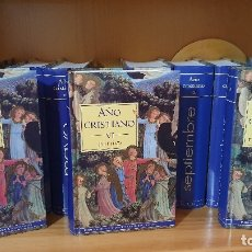 Libros antiguos: AÑO CRISTIANO. Lote 173790344