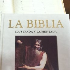 Libros antiguos: SAGRADA BIBLIA ILUSTRADA. Lote 173790395