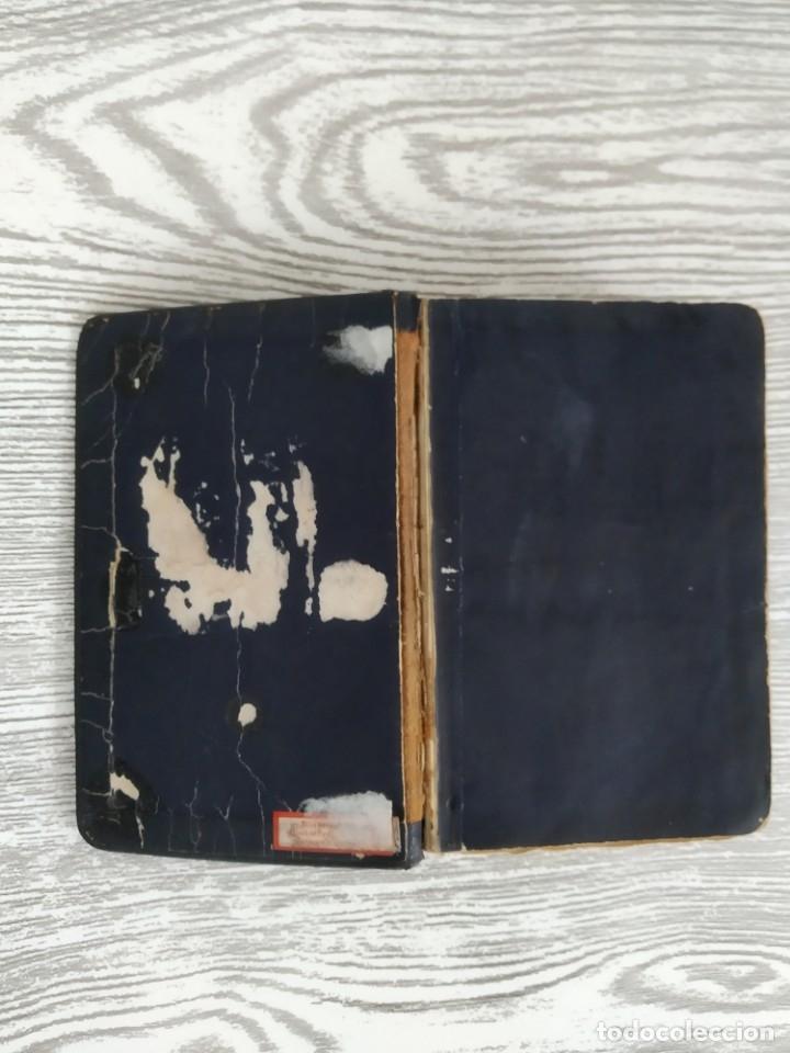 Libros antiguos: La Biblia, limitada, William Clowes & sons 1912 - Foto 6 - 173588945