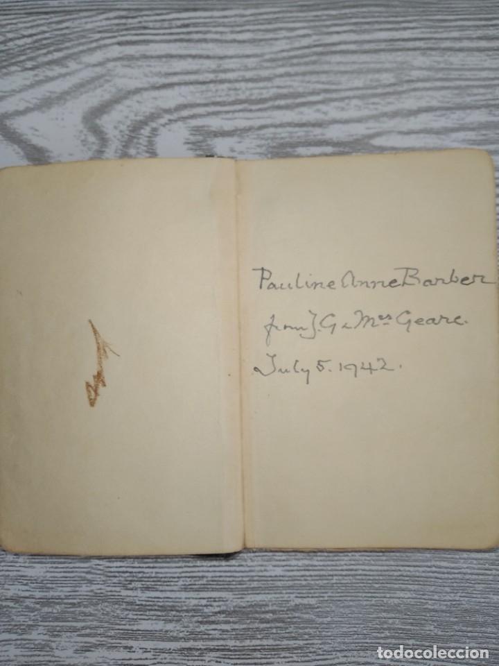 Libros antiguos: La Biblia, limitada, William Clowes & sons 1912 - Foto 8 - 173588945