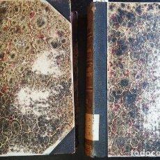 Libros antiguos: THEOLOGIA MORALIS. DECALOGALIS ET SACRAMENTALIS. TOMO I Y TOMO II. PADEBORN, - SPORER, PATRITIO.. Lote 173696525