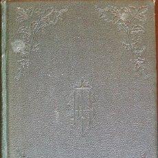 Libros antiguos: TESORO DE ORATORIA SAGRADA. TOMO I. - COTS Y DE COTS, JOAQUIN DE.. Lote 173696705