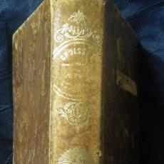 Libros antiguos: AÑO CRISTIANO, DOMINICAS 4, CROISSET, 1855. Lote 174171333