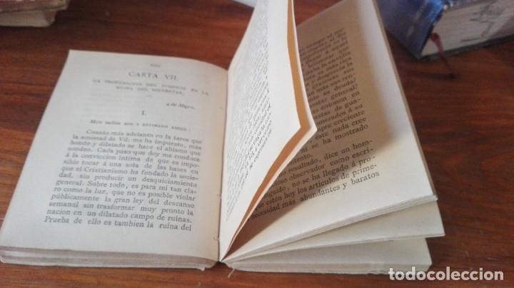 Libros antiguos: LA PROFANACION DEL DOMINGO GAUME, MONSEÑOR jose maria muga y martinez, Madrid (1859) - Foto 2 - 174173248