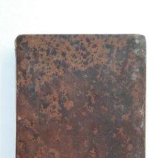 Libros antiguos: PATROLOGÍA Ó SEA INTRODUCCIÓN HISTÓRICA Y CRÍTICA AL ESTUDIO DE LOS SANTOS PADRES. MIGUE YUS. TDK415. Lote 175021394