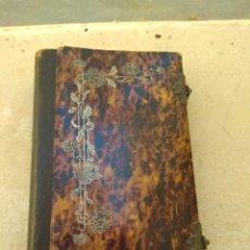 Libros antiguos: LIBRO RELIGIOSO HORAS PIADOSAS - GRANDI & TENCONI - MILÁN -. Lote 175049882