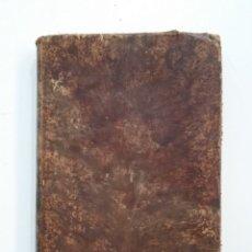 Libros antiguos: ARTE PASTORAL O METODO PARA GOBERNAR BIEN UNA PARROQUIA. TOMO III - PLANAS, JUAN. 1862. TDK416. Lote 175064188
