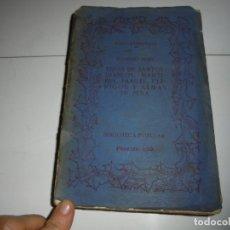Libros antiguos: VIDAS DE SANTOS DIABLOS MARTIRES FRAILES CLERIGOS Y ALMAS EN PENA.EUGENIO NOEL,RENACIMIENTO 1916. Lote 175228160