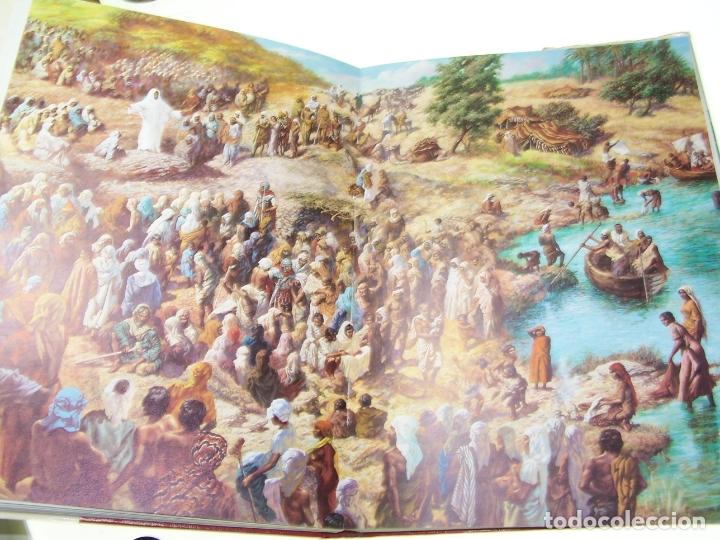 Libros antiguos: Vida de Jesús. VVAA. Ediciones Paulinas. - Foto 5 - 175458964