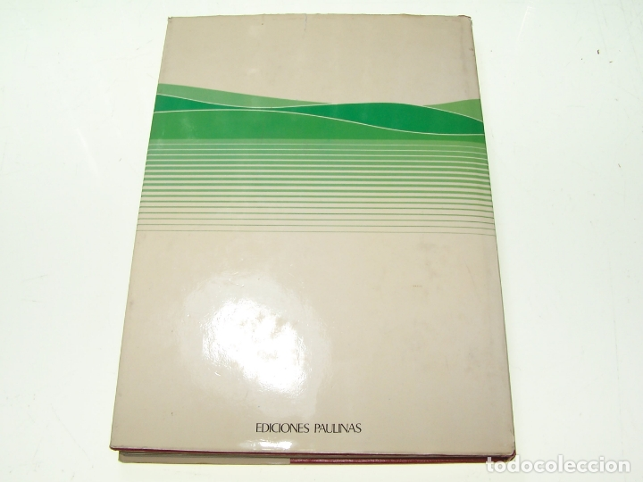 Libros antiguos: Vida de Jesús. VVAA. Ediciones Paulinas. - Foto 7 - 175458964