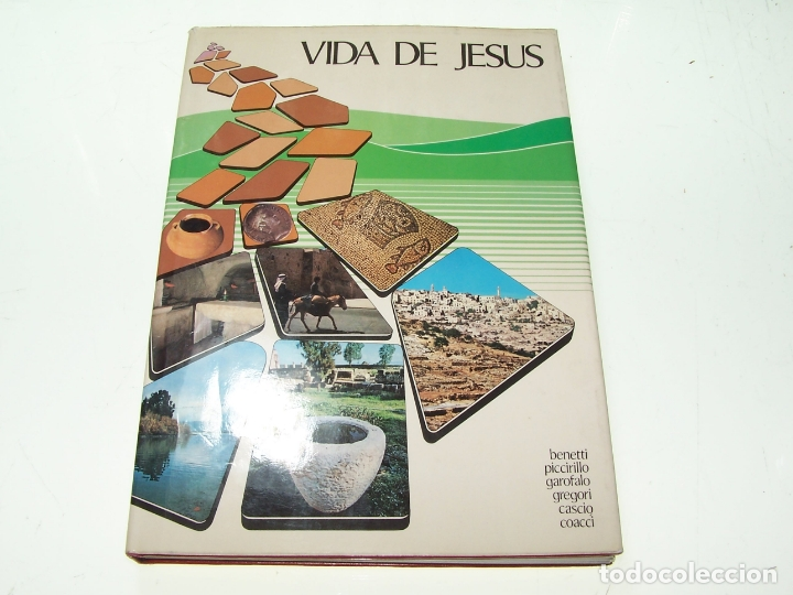 VIDA DE JESÚS. VVAA. EDICIONES PAULINAS. (Libros Antiguos, Raros y Curiosos - Religión)