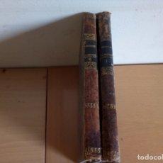 Libros antiguos: AÑO CRISTIANO DE CROISSET TOMOS 1 Y 6. Lote 175686894