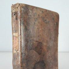 Libros antiguos: CONSUELO DEL CRISTIANO Ó SEA DEVOCIONARIO 1862. Lote 175769794