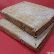 Libros antiguos: VIDA DE JESUCRISTO NUESTRO SEÑOR, DIOS, HOMBRE, MAESTRO Y REDENTOR DEL MUNDO - VALVERDE, F. 1776.. Lote 175836712