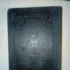 Libros antiguos: LIBRO TIPO MISAL EL DEVOTO D SAGRADO CORAZÓN DE JESÚS MADRID 1890. Lote 175936839