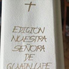 Libros antiguos: SAGRADA BIBLIA EDICIÓN NUESTRA SEÑORA DE GUADALUPE 1991. Lote 176431320