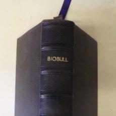 Libros antiguos: BIOBULL. BIBLIA EN GAÉLICO ESCOCÉS.1939. Lote 176431698