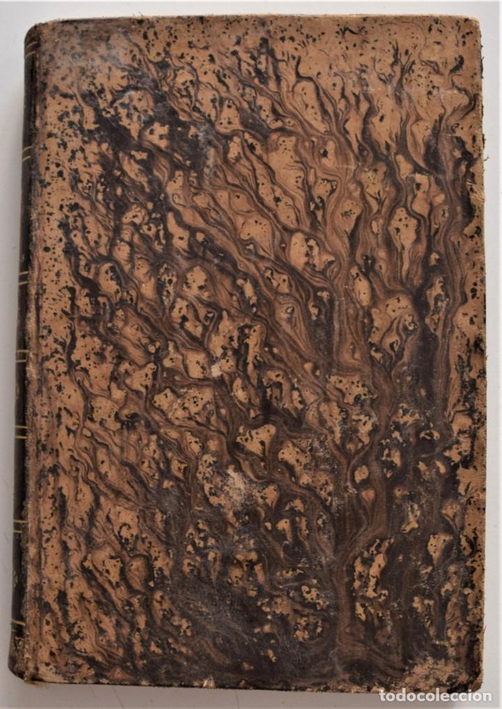 Libros antiguos: LOTE 4 LIBROS RELIGIOSOS DEL SIGLO XIX - AÑOS 1808, 1860, 1862 Y 1882 - BUEN ESTADO GENERAL - Foto 2 - 176697037