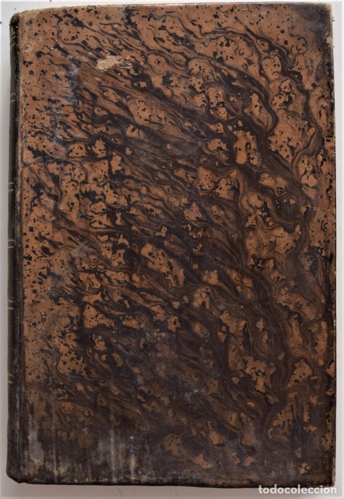 Libros antiguos: LOTE 4 LIBROS RELIGIOSOS DEL SIGLO XIX - AÑOS 1808, 1860, 1862 Y 1882 - BUEN ESTADO GENERAL - Foto 6 - 176697037