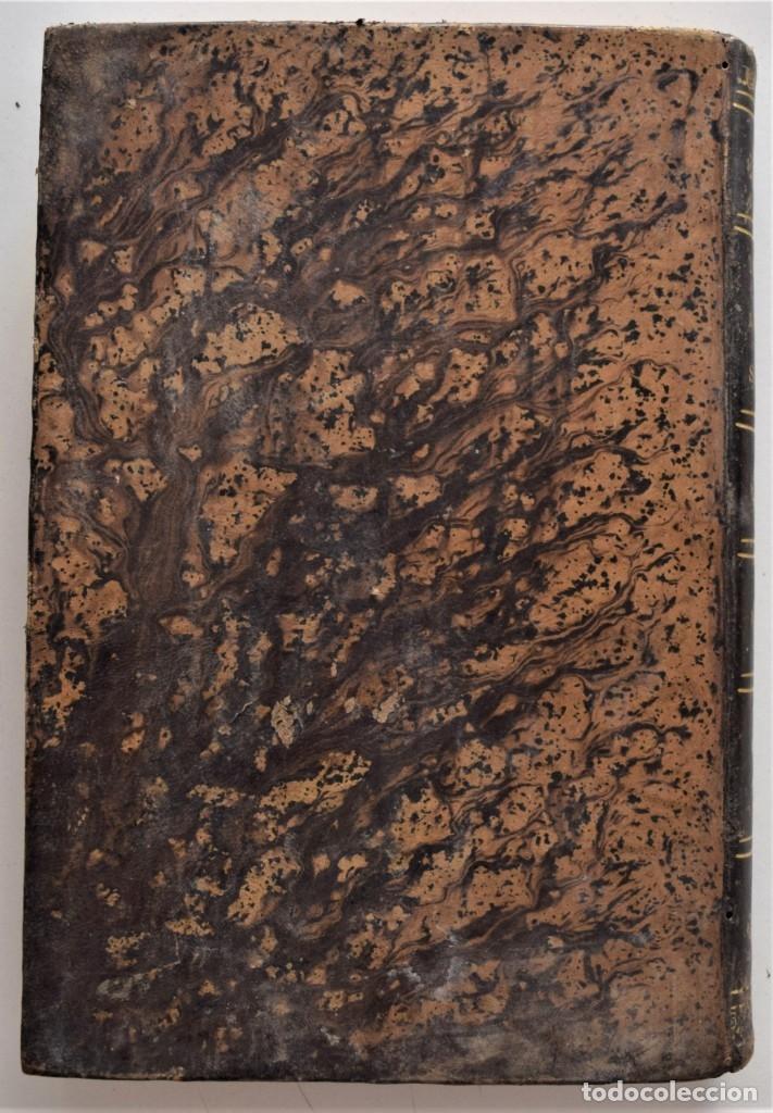 Libros antiguos: LOTE 4 LIBROS RELIGIOSOS DEL SIGLO XIX - AÑOS 1808, 1860, 1862 Y 1882 - BUEN ESTADO GENERAL - Foto 7 - 176697037