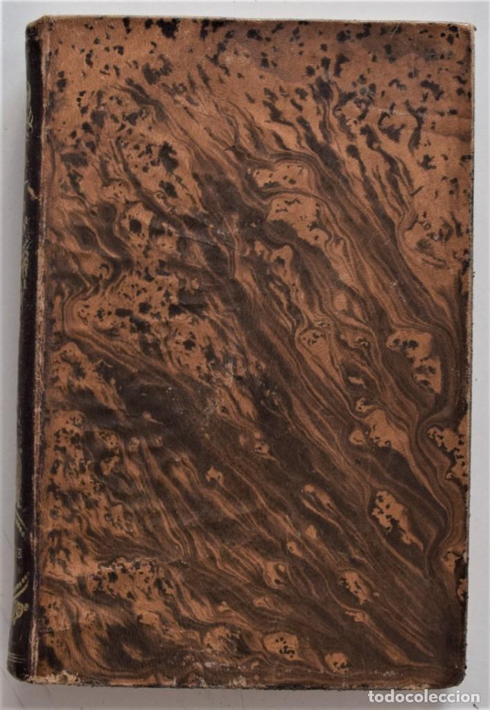 Libros antiguos: LOTE 4 LIBROS RELIGIOSOS DEL SIGLO XIX - AÑOS 1808, 1860, 1862 Y 1882 - BUEN ESTADO GENERAL - Foto 12 - 176697037