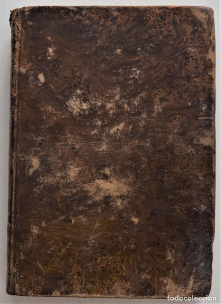 Libros antiguos: LOTE 4 LIBROS RELIGIOSOS DEL SIGLO XIX - AÑOS 1808, 1860, 1862 Y 1882 - BUEN ESTADO GENERAL - Foto 17 - 176697037