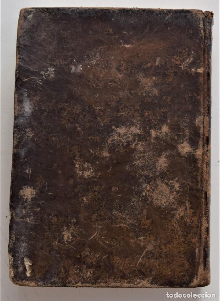 Libros antiguos: LOTE 4 LIBROS RELIGIOSOS DEL SIGLO XIX - AÑOS 1808, 1860, 1862 Y 1882 - BUEN ESTADO GENERAL - Foto 18 - 176697037