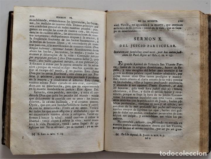 Libros antiguos: LOTE 4 LIBROS RELIGIOSOS DEL SIGLO XIX - AÑOS 1808, 1860, 1862 Y 1882 - BUEN ESTADO GENERAL - Foto 21 - 176697037