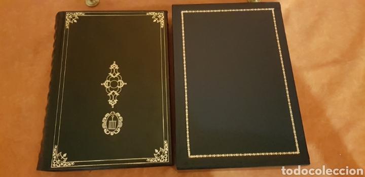 Libros antiguos: LIBRO DE HORAS DE FELIPE II con el libro estudio. - Foto 11 - 151043849