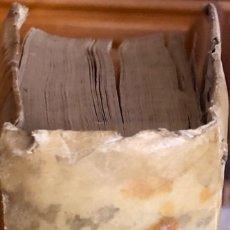 Libros antiguos: PETRI LOMBARDI- SENTENTIARUM - TEOLOGIA- LIBRO SIGLO XVIII- AMBERES- 1.757. Lote 177188410
