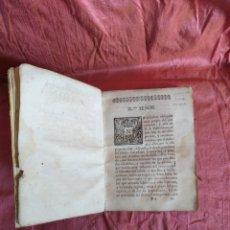 Libros antiguos: JUICIO DE LOS SACERDOTES; DOCTRINA PRÁCTICA .POR PEDRO DE CALATAYUD.1736. Lote 177298534