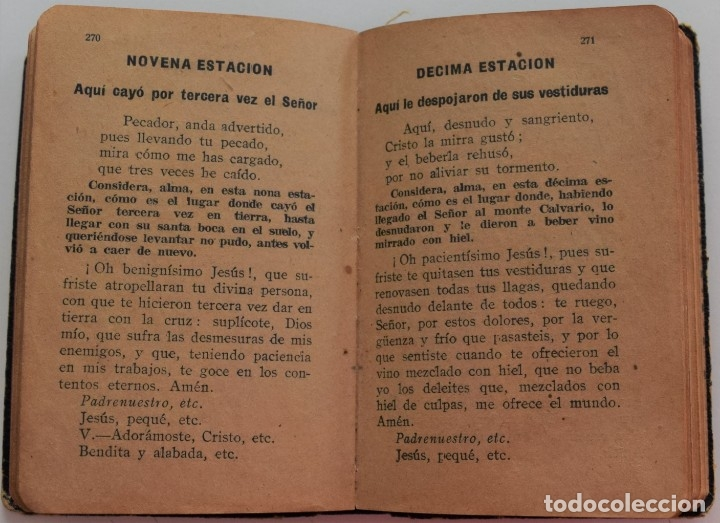 Libros antiguos: DIRECTORIO ESPIRITUAL POR JOSÉ MARÍA SOLER BOLUDA - VALENCIA AÑO 1935 - Foto 6 - 177508970